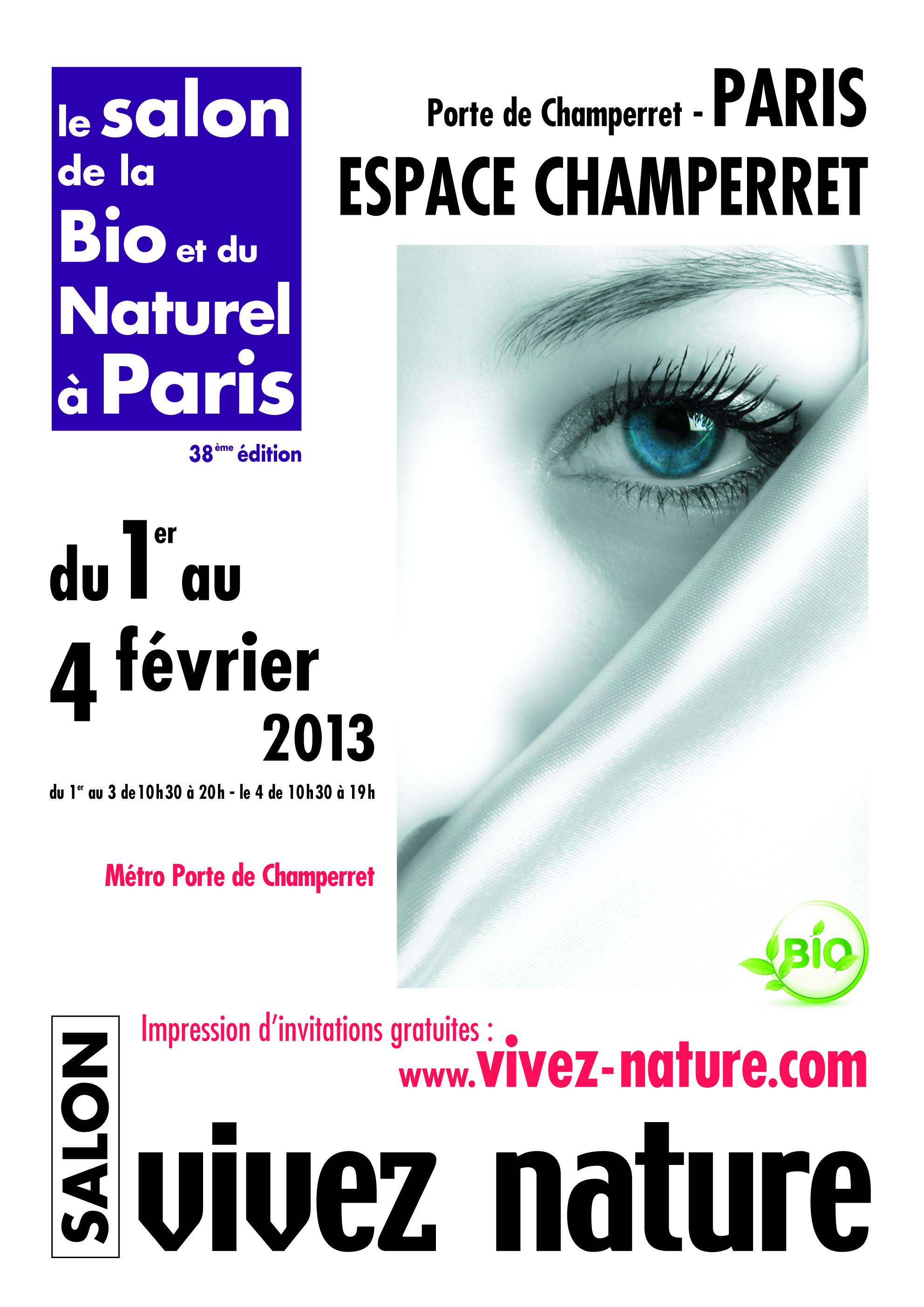 Vivez Nature 2013