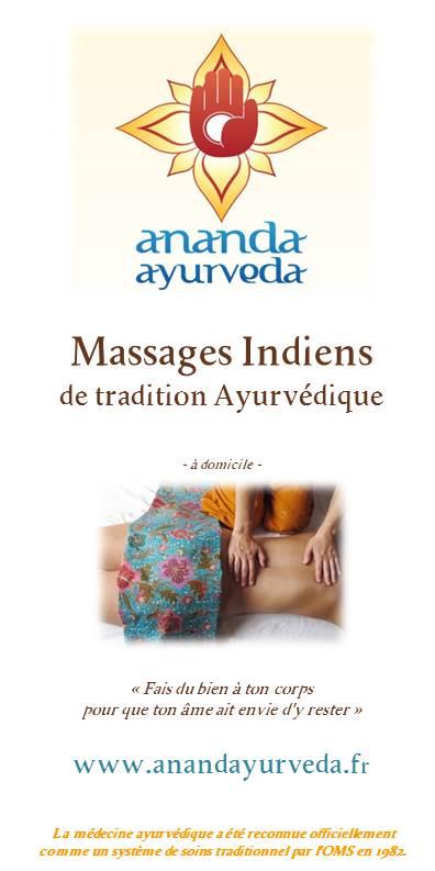 Massages Indiens de Tradition Ayurvédique