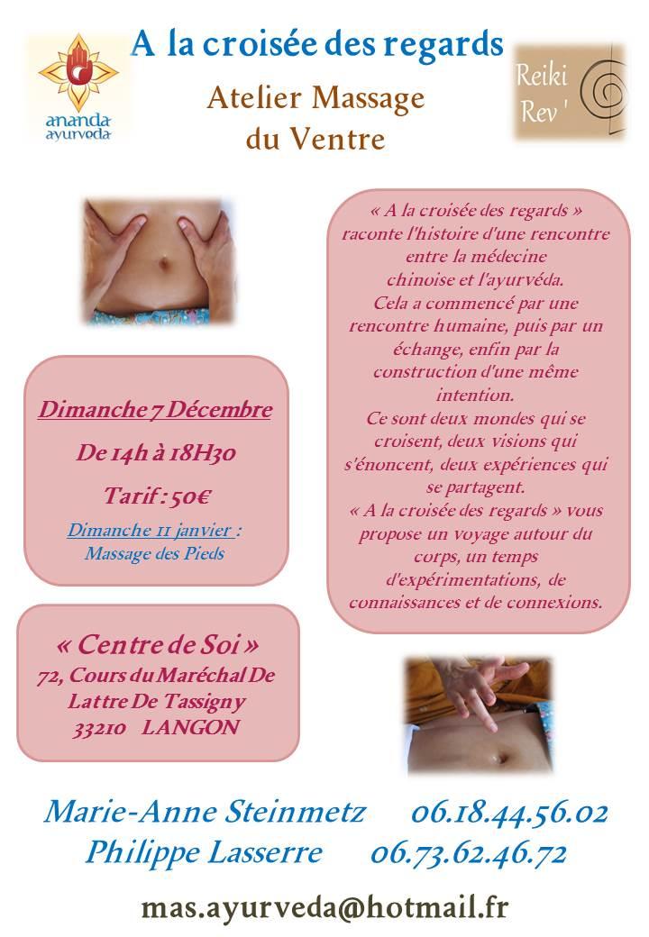 Initiation Massage du Ventre