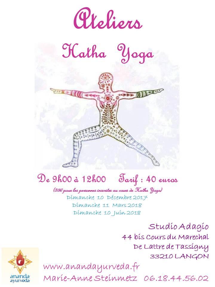 Atelier Hatha Yoga