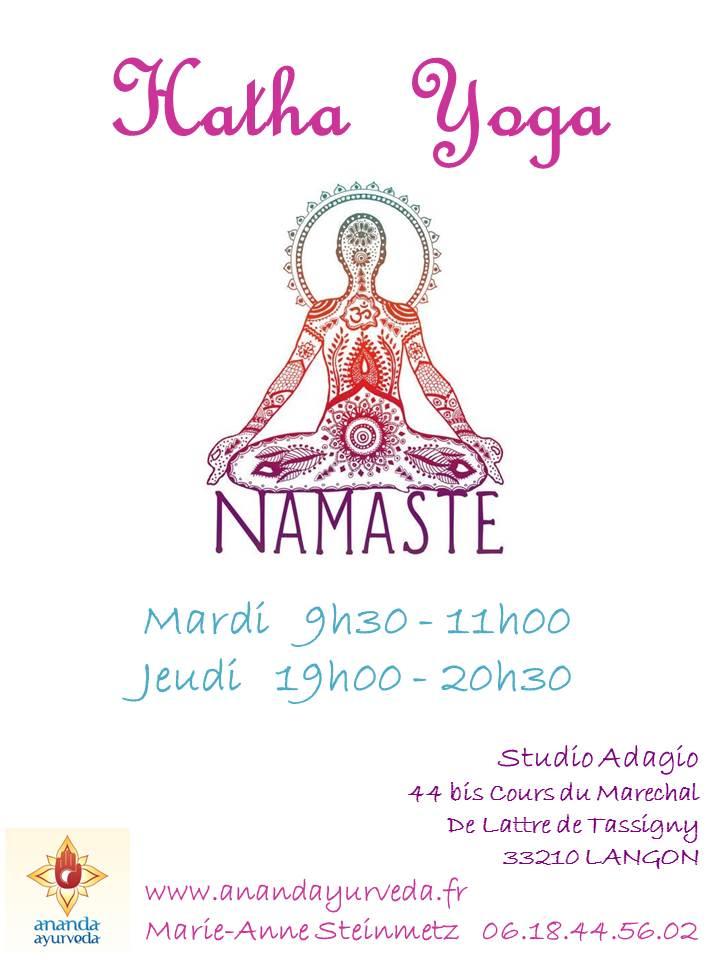 Hatha Yoga à Langon