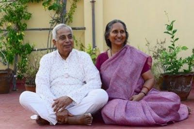 Ajit et Selvi Sarkar