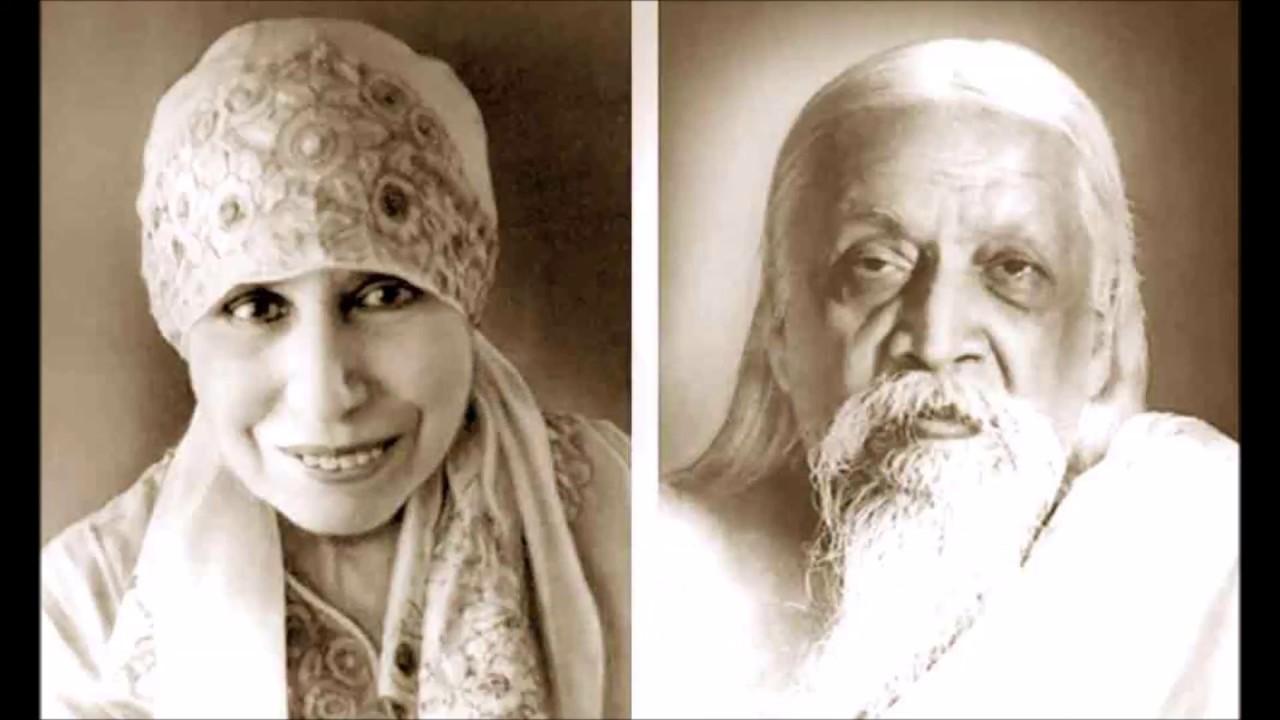 Mère et Sri Aurobindo